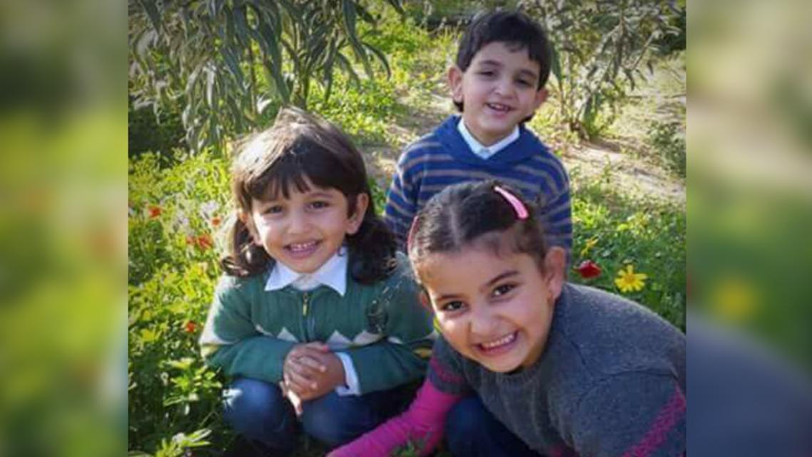 الأخوات الثلاثة - ليبيا