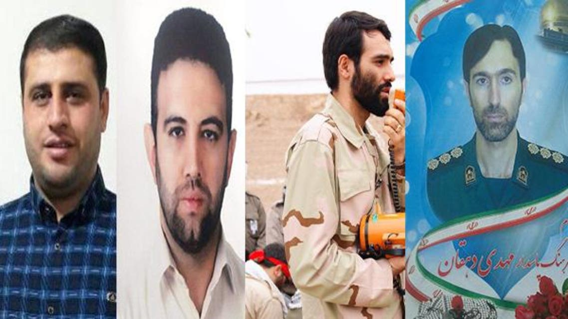 إيران تعترف بمقتل 4 عناصر من الحرس الثوري في غارات سوريا