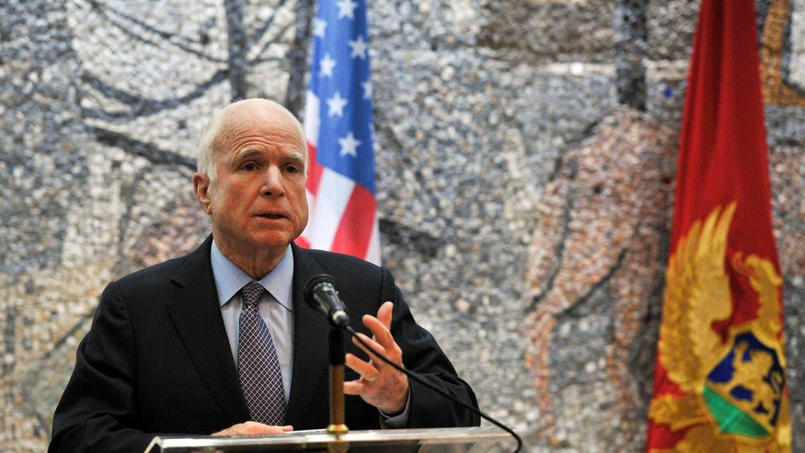 John McCain جون ماكين
