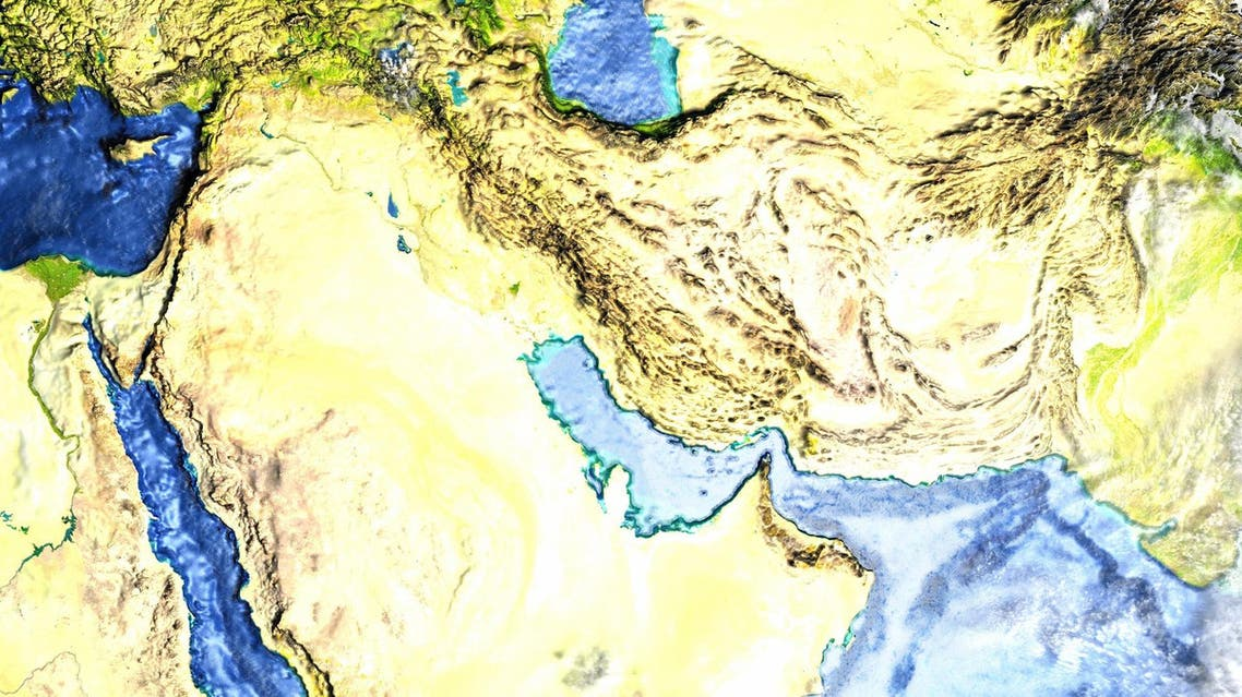 """There is cooperation between the Iranian border forces and the Qatari side to carry out """"simultaneous naval patrols."""" (Shutterstock)"""