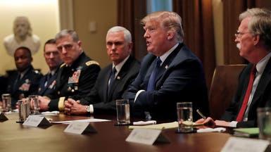 ترمب لقادته العسكريين: هجوم دوما سيقابل بالقوة