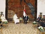 مصر والإمارات.. دعم حلول سياسية لمختلف أزمات المنطقة