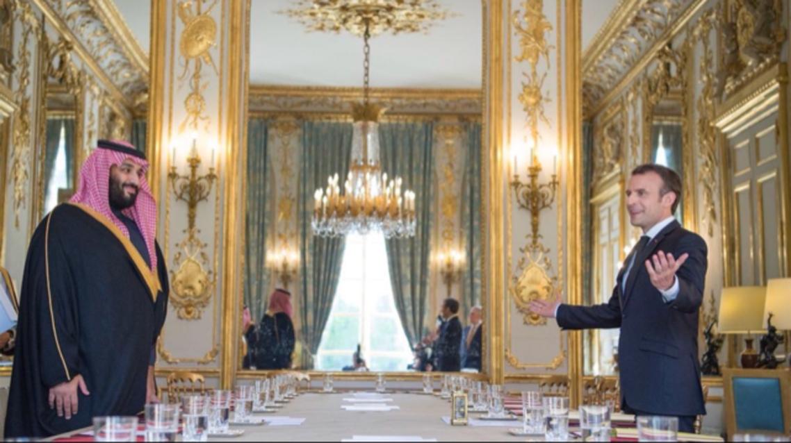 Macron invites Lebanon PM Hariri to meeting, dinner with Saudi Crown Prince. (Supplied)