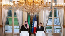 Why Saudi Crown Prince mentioned 1938 pact during meeting with French President