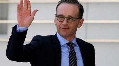 وزير خارجية ألمانيا يصل الخرطوم للقاء البرهان وحمدوك