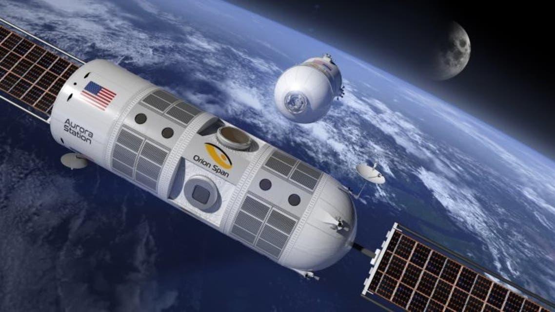 هذه تكلفة الليلة في أول فندق فخم في الفضاء!