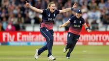 Three England women earn Wisden recognition