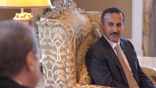 لأول مرة.. المبعوث الأممي إلى اليمن يلتقي نجل صالح