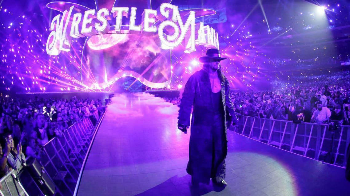 WWE confirms The Undertaker's participation in Saudi Greatest Royal Rumble