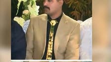 Pakistani groom takes opulence to new level, wears gold shoes, tie at his wedding