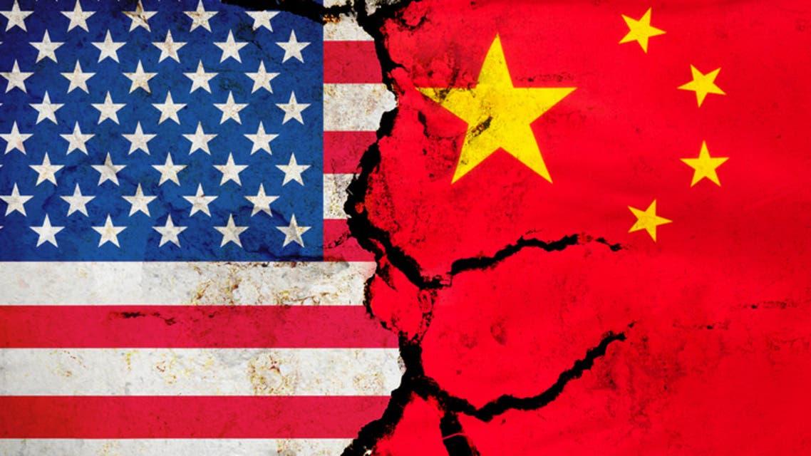 الصين أميركا