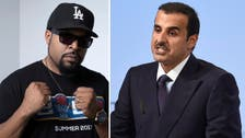 Ice Cube goes after Qatar emir, says not to 'threaten Big3 players'