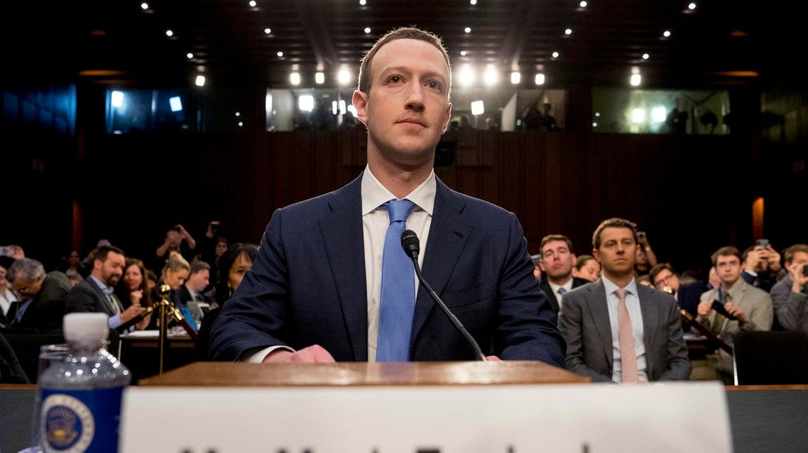 Zuckerberg said his company would step up efforts to block hate messages in Myanmar. (AP)