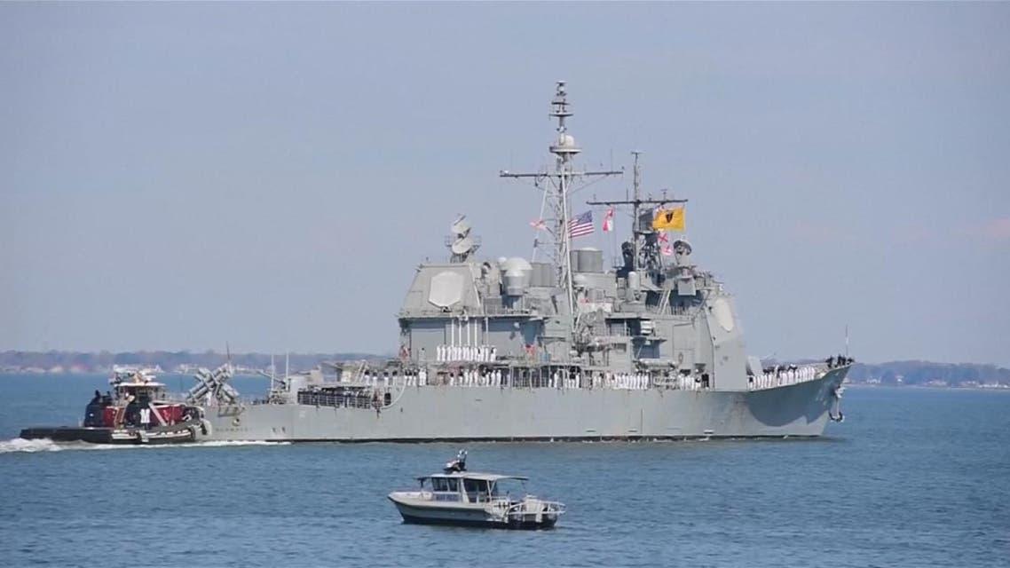 الضربة الأميركية.. سفن حربية تغادر سوريا ورحلات مدنية تتوقف