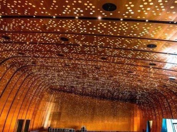 هذه هي القاعة التي ستحتضن القمة العربية بالظهران