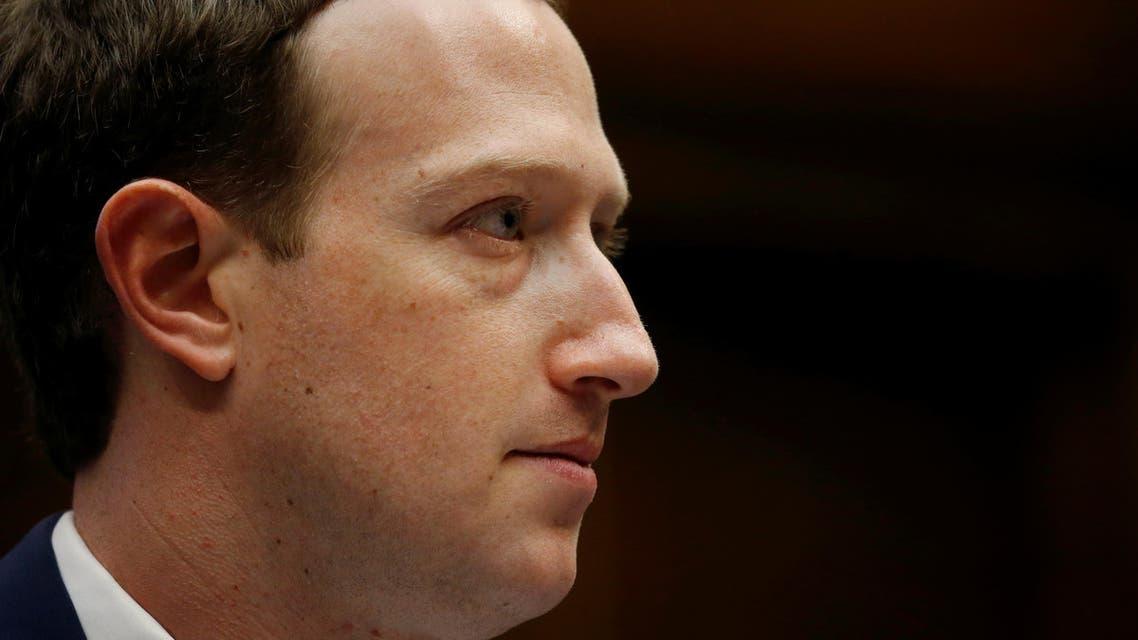 mark zuckerberg facebook. (Reuters)