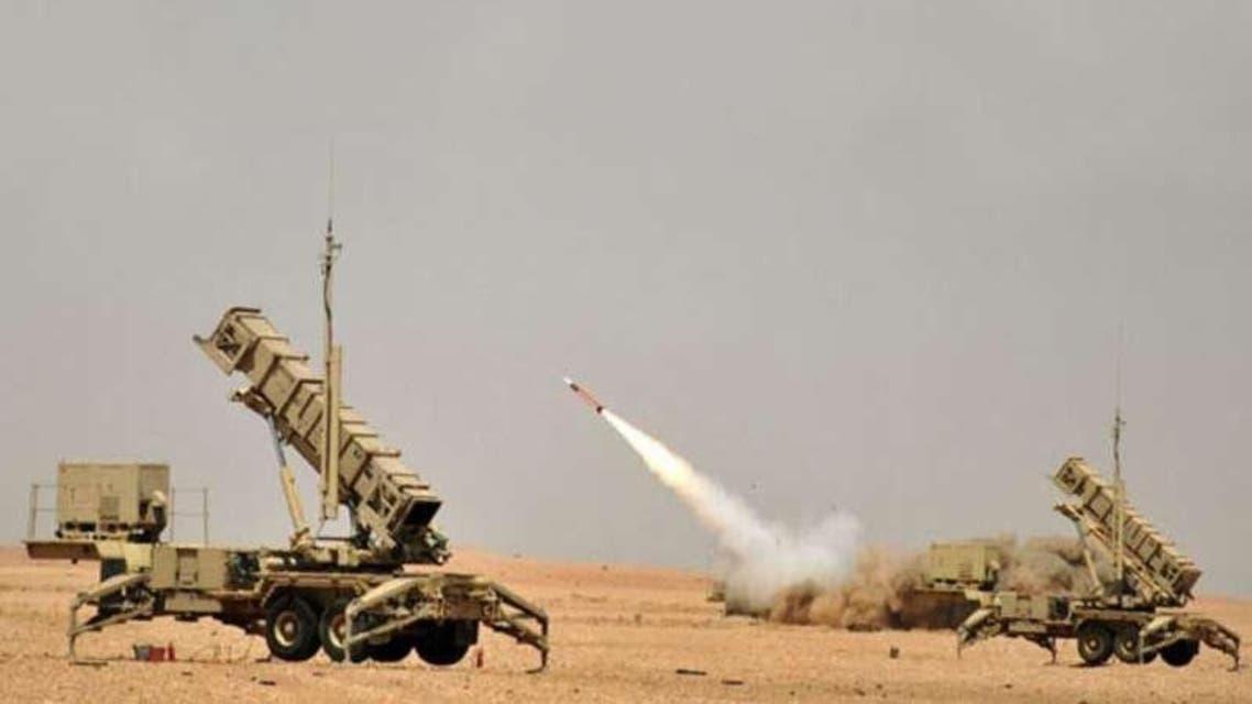 الدفاع الجوي السعودي -أرشيفية