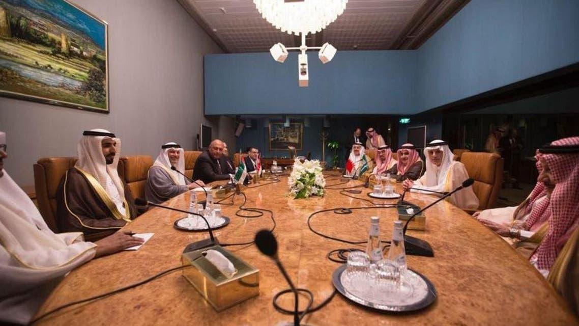 من اجتماع الرياض