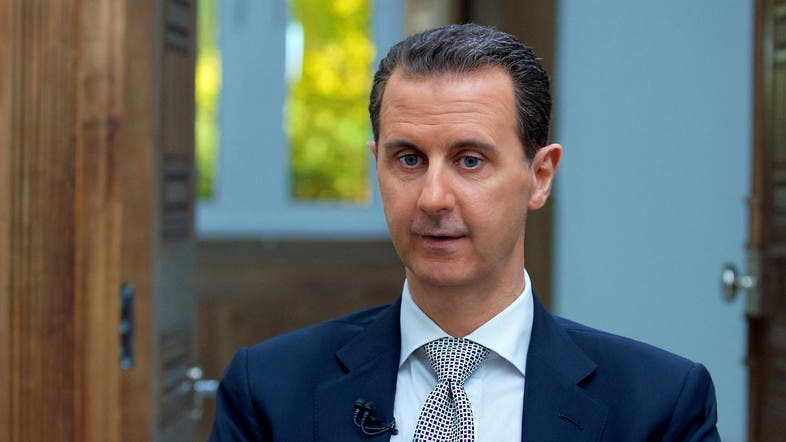 In Iran TV interview, Assad says Israel, US preventing south Syria settlement