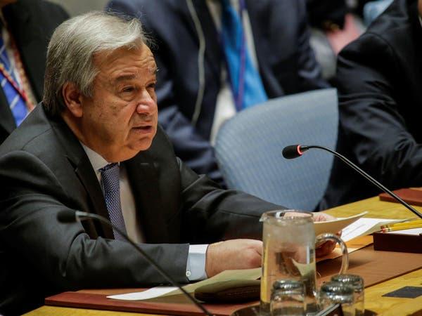 """الأمم المتحدة تدعو """"كل الدول الأعضاء"""" لضبط النفس بسوريا"""