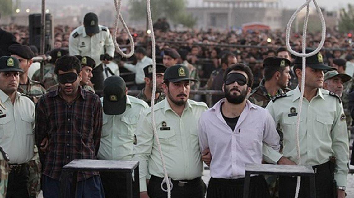 اعدامات في ايران (أرشيفية)