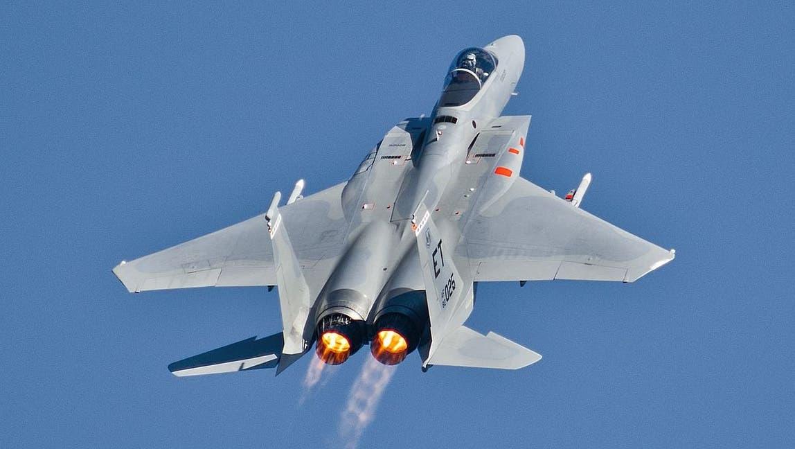 مقاتلة اف 15