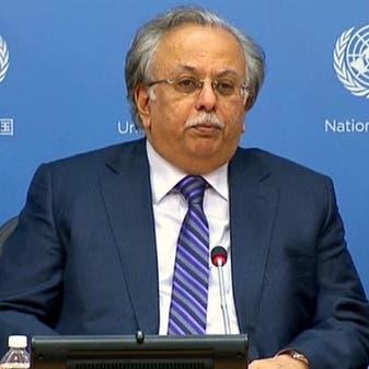 المعلمي: هناك موقف دولي مؤيد للسعودية ضد هجمات الحوثيين الإرهابية