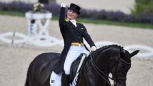 Equestrian: Queen of dressage Werth retains World Cup title