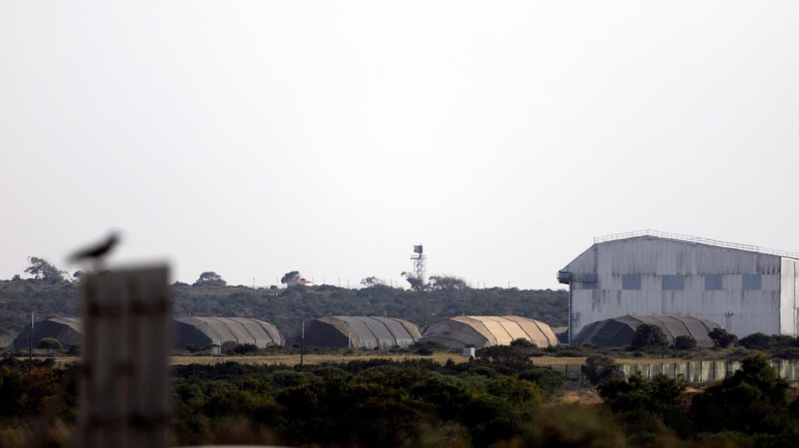 قاعدة بريطانية في قبرص استخدمت في تنفيذ الضربات في سوريا
