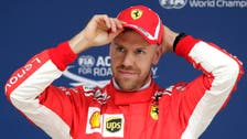Vettel takes pole in China, and Ferrari looks like it's back