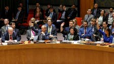UN Security Council fails to adopt Russian resolution on Syria
