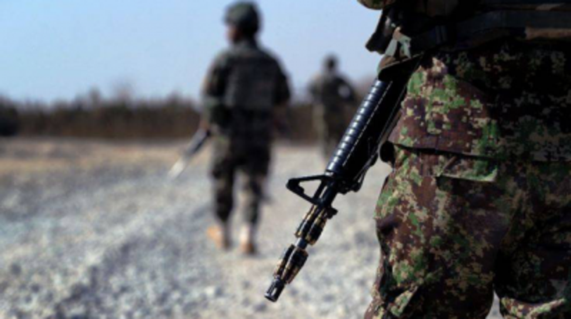 درگیری میان سربازان مرزی افغانستان و پاکستانی