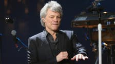 Bon Jovi reunites with former band members to enter Rock & Roll Hall of Fame