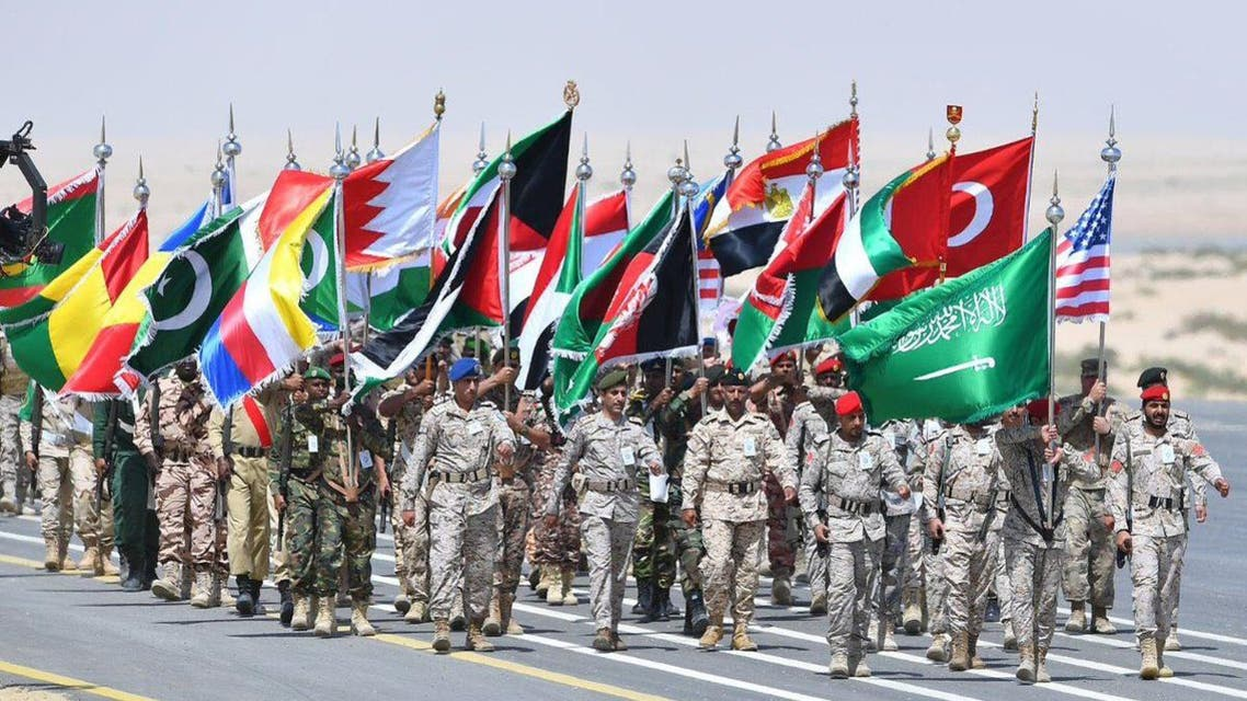 Saudi military exercise. (SPA)