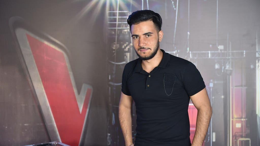 المتسابق الجزائري حسين بن حاج