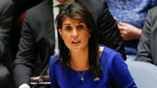 US envoy to UN condemns Iran's use of child soldiers