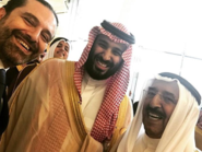 """""""سيلفي"""" من القمة.. محمد بن سلمان وأمير الكويت والحريري"""
