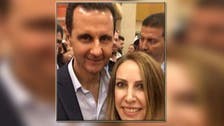 Syria's Assad visits cousin's art exhibition named 'Harmony of Life'