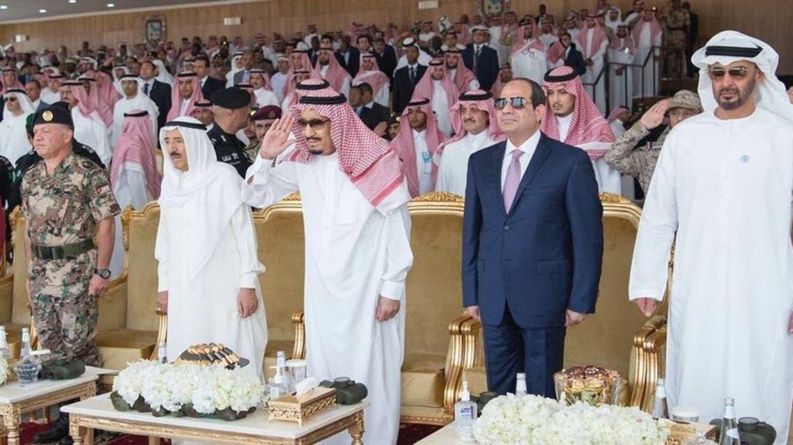 الملك سلمان درع الخليج