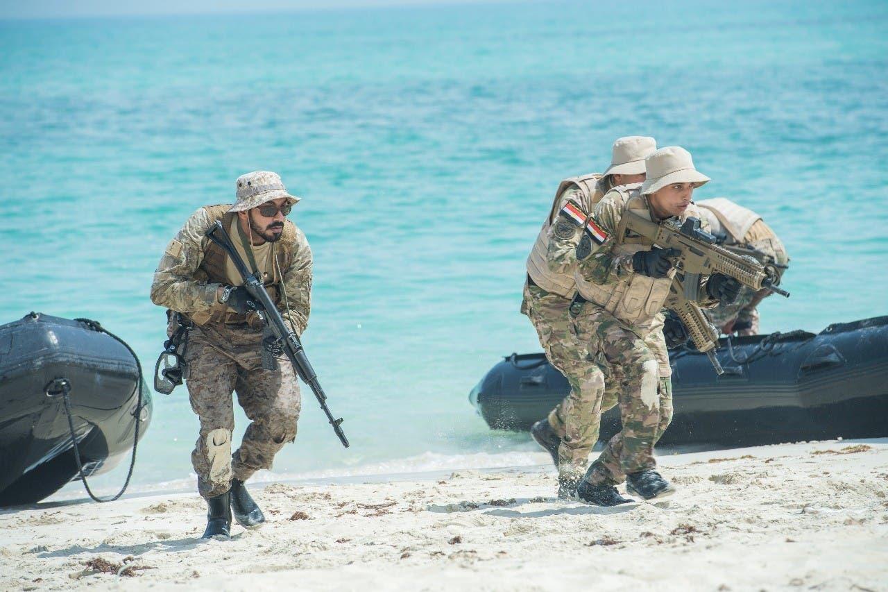 تمرين درع الخليج