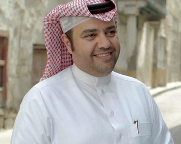 المخرج عبدالله آل عياف