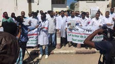 Doctors' strike across Mauritania brings hospitals to near standstill