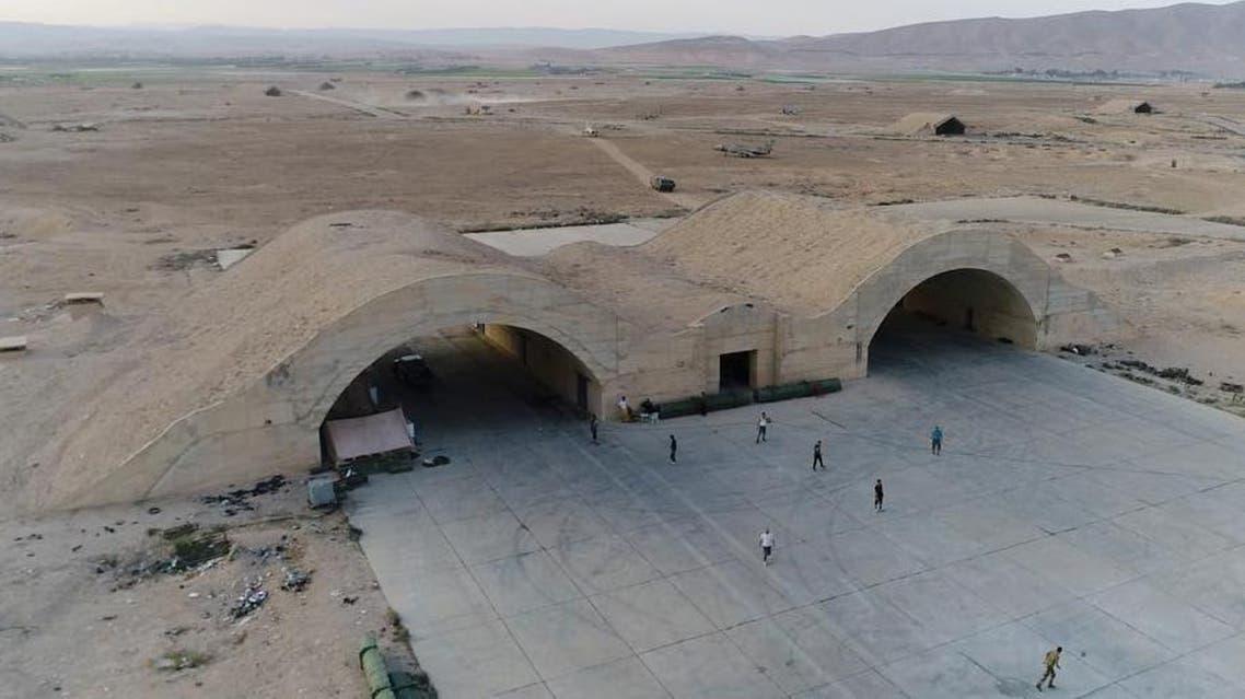 مطار الضمير بريف دمشق
