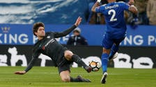 Chelsea defender Marcos Alonso charged with violent conduct