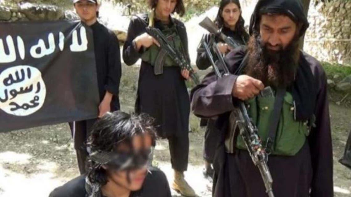 تیرباران کودک 14 ساله از سوی داعشیان در افغانستان