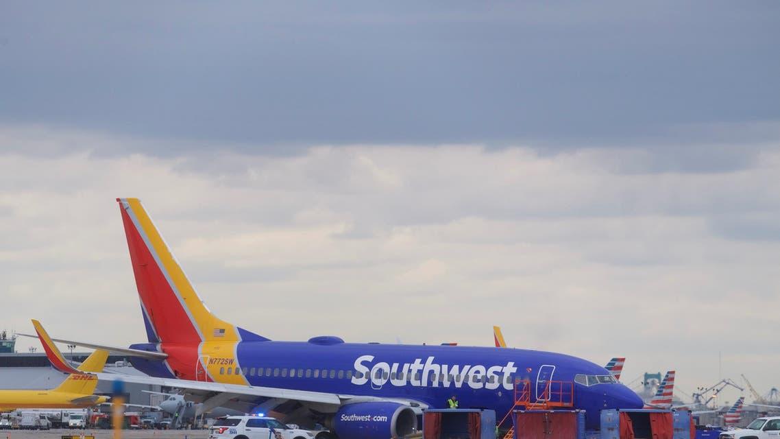 southwest airlines. (Reuters)