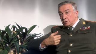 الفريق فلاديمير فيودوروف، الملحق العسكري الروسي السابق لدى دمشق