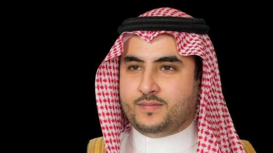 Khalid bn salman