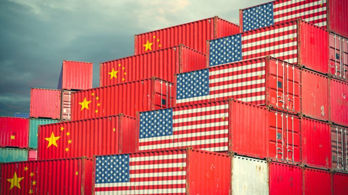 الصين أميركا حرب تجارية