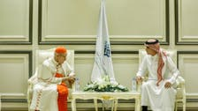 Top Vatican cardinal visits Global Center for Combating Extremist Ideology
